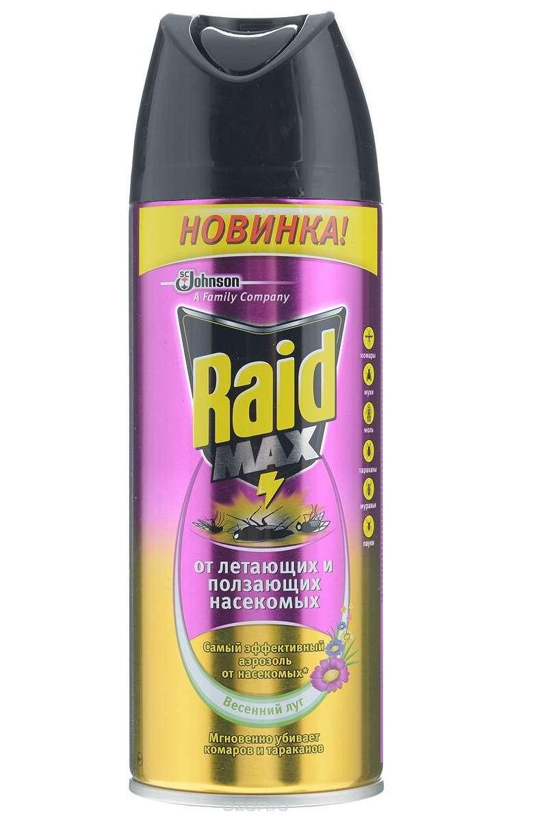 raid средство от клопов