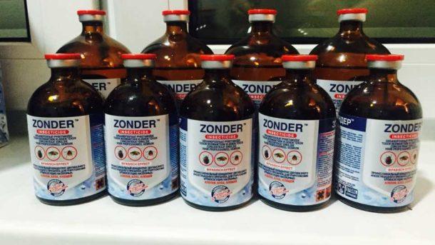 Препарат от клопов Zonder (Зондер)